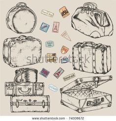Google Image Result for http://image.shutterstock.com/display_pic_with_logo/359872/359872,1301225221,4/stock-vector-set-of-old-vintage-suitcases-and-road-labels-74008672.jpg