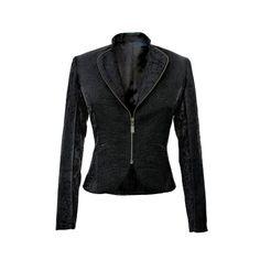 Black  Blazer - sharp