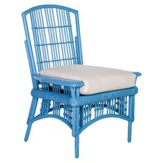 Cape Rattan Chair - Great Summer color!