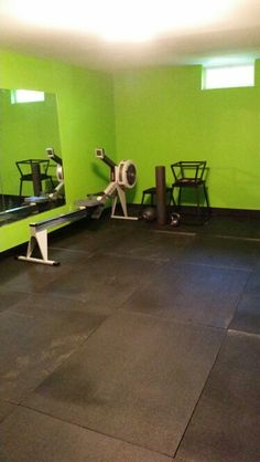 Stall mats for gym floor