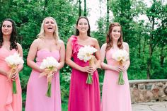 Pennsylvania Wedding from Claire Hudson + Proud to Plan  Read more - http://www.stylemepretty.com/2013/07/29/pennsylvania-wedding-from-claire-hudson-proud-to-plan/