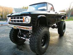 mean monster trucks | Clean and Mean Dodge Monster Truck on eBay