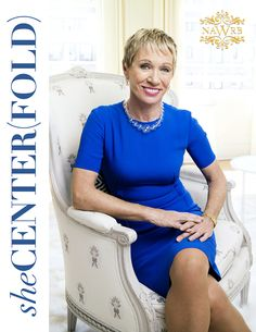 Read about the #realeastate mogul and business consultant Barbara Corcoran in our Magazine. #nawrb #womenowned