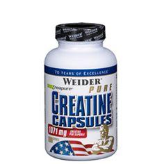Creatine - Pure : Pure Creatine (100 capsule)
