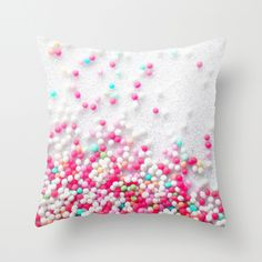 "Check out Sugarpearls Throw Pillow by M✿nika Strigel | Society6, candy, iphone, iphone_case, society6, monika_stri"" Decal @Lockerz http://lockerz.com/d/24507571?ref=monika.strigel"