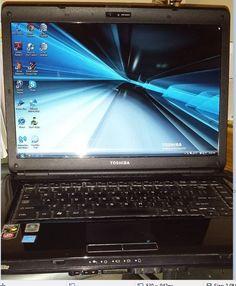 "Toshiba Satellite Notebook Laptop L305D-S5934 MPN PSLC8U-03701Q ""Blue"" #Toshiba"