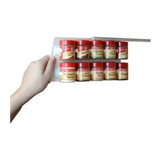 Our Offers New Clip Cabinet 20 Jar Spice Rack By Rebrilliant