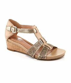 Nurture Hailee Cut-Out Perforated Sandals   Dillard's Mobile