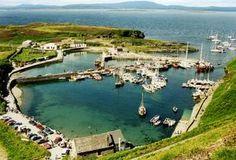 Cape Clear Island is an beautiful Island off the coast of West Cork, Ireland.
