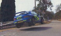 Subaru Wrc, Subaru Impreza, Richard Burns, Rallye Wrc, Street Racing, Japanese Cars, Rally Car, Car Photography, Amazing Cars