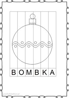 Preschool Christmas, Christmas Crafts, Winter Christmas, Worksheets, Puzzle, Symbols, Education, Pattern, Father Christmas