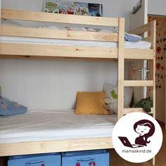 IKEA Etagenbett Für Zwei Kinder Im Geteilten Kinderzimmer. Mehr Infos Auf  Https://