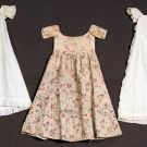 1783 printed cotton gown