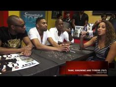 TANK, GINUWINE AND TYRESE (TGT)