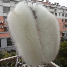 Buy Fashion Faux Fur Scarf Winter Women Shawl Fake Fur Collar Scarf Wrap Scarf at Wish - Shopping Made Fun Faux Fur Collar, Fur Collars, Fake Fur, Scarf Styles, Womens Scarves, Scarf Wrap, Dame, Coat, Autumn Fashion