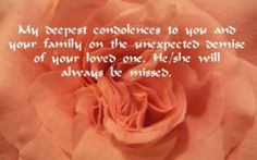 My Condolences Quotes Impressive 50 Amazing Sympathy Quotes For You  Sympathy Quotes Quotes And .