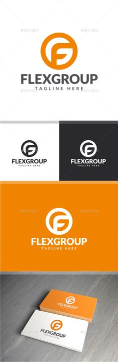 Flex Group - F G Logo #f letter #f logo #flex • Available here → http://graphicriver.net/item/flex-group-f-g-logo/9589310?s_rank=155&ref=pxcr