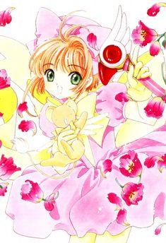 First appearance: Cover of Cardcaptor Sakura VHS/LD Vol. Cardcaptor Sakura, Syaoran, Yandere, Xxxholic, Card Captor, Clear Card, Kawaii Art, Magical Girl, Manga Anime