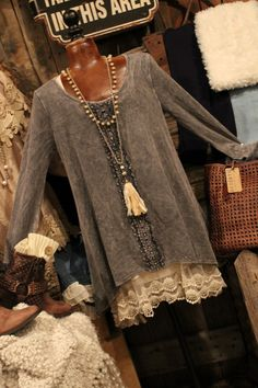 Icy Wind Casual Tunic