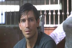 James Caviezel as Catch in Warner Brothers' Angel Eyes - 2001