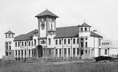 The Main Building of the University of the Orange Free State, Bloemfontein | Flickr - Photo Sharing!