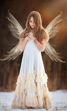 An Angel doesn't have to be physical~to touch you. ^i^ ▪♡▪ ^i^