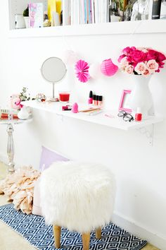 Speed up your daily routine by reorganizing your vanity!