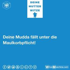 Deine Mutter Witze - Mudda Sprüche #1- Maulkorb