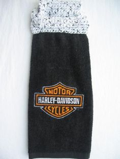 Harley Davidson Motorcycles Towel    I'd like to suggest my personal website about gift ideas and tips. The site is http://ideiadepresente.com  You're welcome to visiting my website!    [BR]  Eu gostaria de sugerir meu site pessoal de dicas de presentes, o site � http://ideiadepresente.com