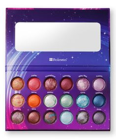 Look at this BH Cosmetics Galaxy Chic Eyeshadow Palette on #zulily today!