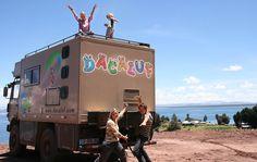 Vidéo d'une famille tour du monde en camion en Amérique Latine - VOYAGE FAMILY