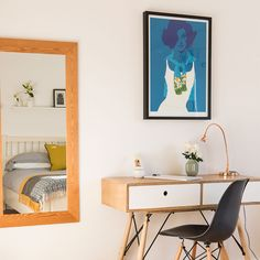 Modern home office pictures and photos for your next decorating project. Find inspiration from of beautiful living room images Traditional Home Offices, Modern Home Offices, Home Office Design, House Design, Design Your Own Home, Office Pictures, Living Room Images, Scandi Style, Beautiful Living Rooms
