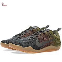 pretty nice e98cc 05a36 Nike Kobe Xi Elite Low 4kb, espadrilles de basket-ball homme  Amazon.fr   Chaussures et Sacs