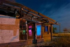 Abandoned gas station in McLean, Texas Route 66 Haunted Places, Abandoned Places, Mclean Texas, Old Route 66, Old Gas Stations, Ghost Towns, Set Design, Old Things, Sad