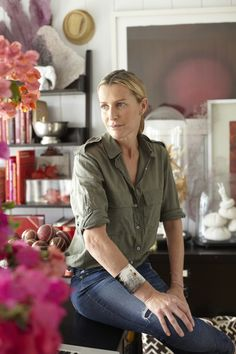 Island Living, Shocks of Color and a Pottery Barn Collaboration: An Interview With India Hicks