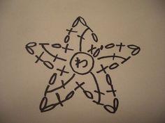 1段で★Petit★星のモチーフの作り方 手順|1|編み物|編み物・手芸・ソーイング|作品カテゴリ|ハンドメイド、手作り作品の作り方ならアトリエ