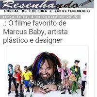 BONECOS DO BABY: Portal Resenhando conversa com Marcus Baby sobre cinema => http://www.bonecosdobaby.blogspot.com.br/2015/09/resenhando-conversa-com-marcus-baby.html