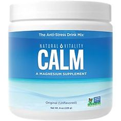 Natural Vitality Brand Products | The Vitamin Shoppe Natural Calm, Natural Herbs, Magnesium Supplements, Chicken Lasagna, Anti Stress, Mixed Drinks, Vitamins, Remedies, Personal Care