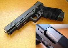 Glock 21 full sized Long Slide .45ACP