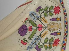 Neşe'nin gözdeleri Turkish Fashion, Turkish Style, Drawn Thread, Bargello, Cross Stitch, Miniatures, Traditional, Embroidery, Antiques