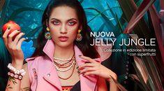 Jelly Jungle by Kiko: nuova ricchissima collezione estiva