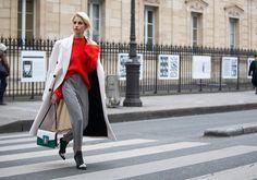 Неделя высокой моды в Париже 2017: что носят гости показов, Buro 24/7