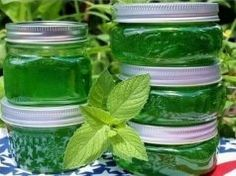 Menta lekvár: nem csak finom, de a szervezet számára is igen hasznos! Jelly Recipes, Jam Recipes, Canning Recipes, Healthy Recipes, Mint Jelly, Jam And Jelly, Antipasto, Home Canning, Pickling