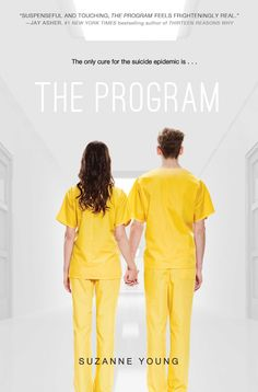 The Program by Suzanne Young was an awesome teen dystopian thriller; I couldn't put the book down!
