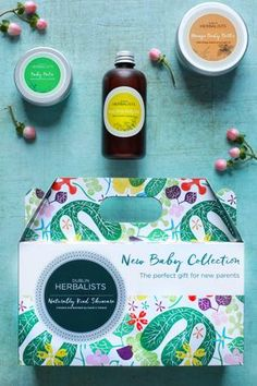 New Baby Gift Set: A perfect gift for the new arrival, this gift set includes Baby Balm and Deep Sleep Baby Oil for baby and a Mango Body Butter for new parents. All Gifts, New Baby Gifts, Gifts For New Parents, Gifts For Kids, Beard Shampoo, Pet Food Storage, Baby Skin Care, Baby Gift Sets