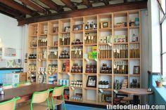 Gordon St Garage Produce Shelf 2