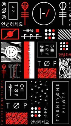 #TOP Twenty One Pilots #blurryface #suicidesquad
