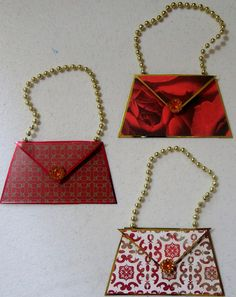 Pam's Paper Piecings: Purse