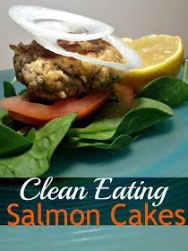 Broke and Bougie: Clean Eating Salmon Cakes