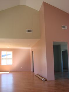 Working with contractors and painters for finishing out the interior. #DIYHOMES #steelhomes #homes